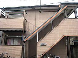 ヤナカコーポ[102号室]の外観