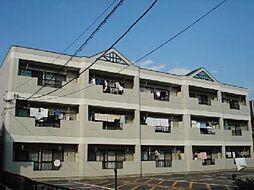 愛知県小牧市大字小牧原新田の賃貸マンションの外観