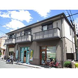 大阪府大阪市住吉区我孫子3丁目の賃貸マンションの外観