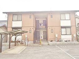 広島県福山市南手城町4丁目の賃貸アパートの外観