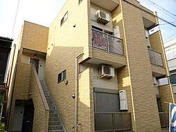 リヴェールF・P・N[2階]の外観