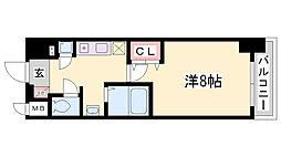 STATION COURT[4階]の間取り