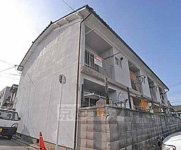 京都府京都市南区吉祥院東前田町の賃貸アパートの外観