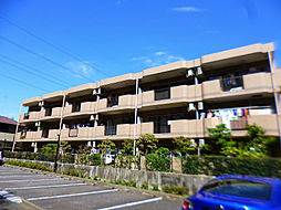 東京都東大和市向原4丁目の賃貸マンションの外観