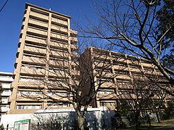 東京都江戸川区北葛西3丁目の賃貸マンションの外観