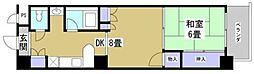 エンブレム元浜506〜510[5階]の間取り