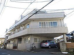 埼玉県さいたま市浦和区東岸町の賃貸マンションの外観