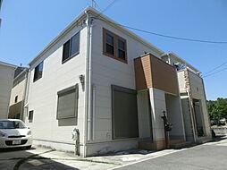 [一戸建] 大阪府茨木市上穂積3丁目 の賃貸【/】の外観