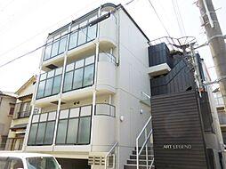兵庫県尼崎市南塚口町1の賃貸マンションの外観