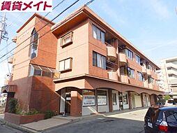 シャトー浜田[3階]の外観