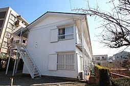 白樺荘[15号室]の外観