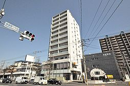福岡県北九州市門司区東新町1丁目の賃貸マンションの外観