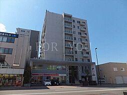 北海道札幌市北区北二十条西5丁目の賃貸マンションの外観