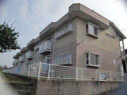福岡県宗像市田久2丁目の賃貸アパートの外観
