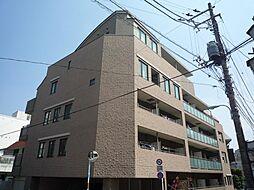 ハーモニアスコートN&M[2階]の外観