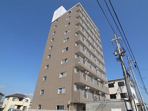 兵庫県揖保郡太子町沖代の賃貸マンションの外観