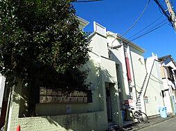 コーポマリーナ仲六郷A[2階]の外観