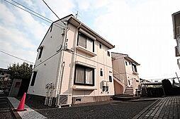 山崎コーポIII[1階]の外観