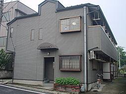 マロンハイツ三郷[101号室]の外観
