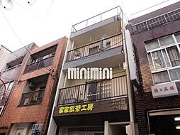 山田ビル[4階]の外観