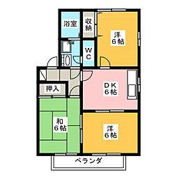 キウイ畑[2階]の間取り