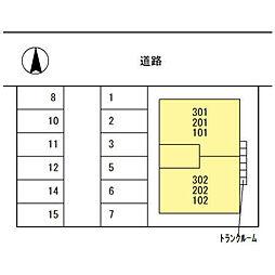 仮称)D-room畝田中[1階]の外観