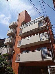 タカツマンション[4階]の外観