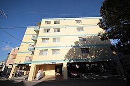 兵庫県尼崎市久々知2丁目の賃貸マンションの外観