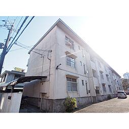 松原マンション[0201号室]の外観