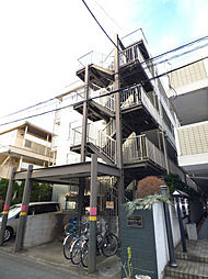 不二木村コーポ[4階]の外観