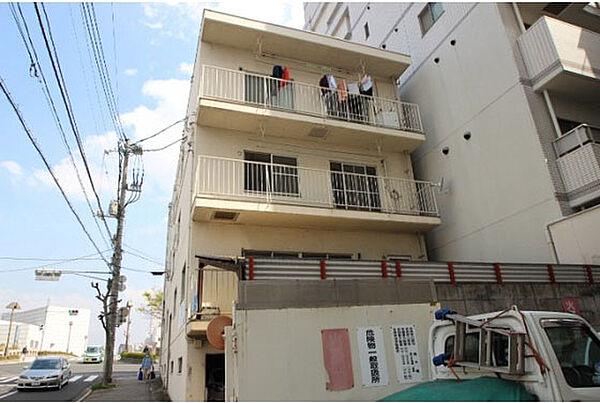 シュンゾウビル 3階の賃貸【広島県 / 広島市中区】
