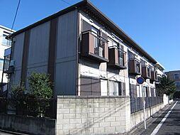 CITYサンフラット[1階]の外観