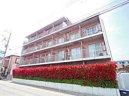 ドミール上福岡[3階]の外観