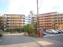兵庫県川西市丸山台1丁目の賃貸マンションの外観