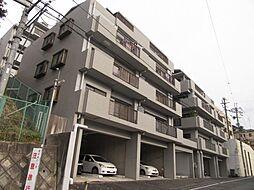 香里ヶ丘ビューハイツ B棟[1階]の外観