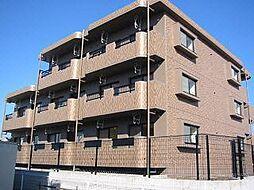 静岡県富士宮市大岩の賃貸マンションの外観