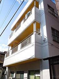 浦野ハイツ[3階]の外観