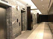 共有部エレベーター