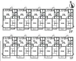 ヒルズMS21[2階]の外観
