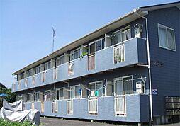 クレッセントハウス[102号室]の外観