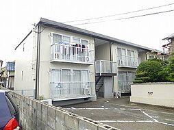 大阪府茨木市水尾2丁目の賃貸アパートの外観