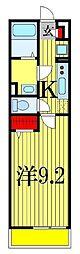 リブリ・yuukiII[2階]の間取り