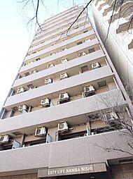 エスティライフ難波西[12階]の外観
