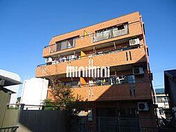 グリンハイツ諏訪[4階]の外観