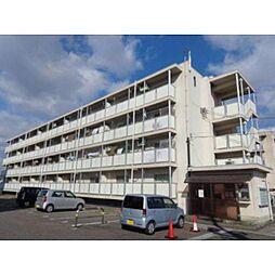 愛知県稲沢市増田西町の賃貸マンションの外観