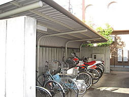 愛知県名古屋市北区楠4丁目の賃貸マンションの外観