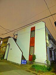 ベルゾーネ宇田川[2階]の外観