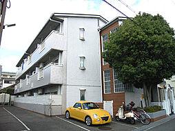 コーポ西取石[2階]の外観