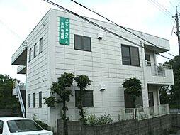 メゾンドフルール生駒1番館[1階]の外観
