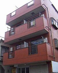 東京都江戸川区東小岩3丁目の賃貸マンションの外観